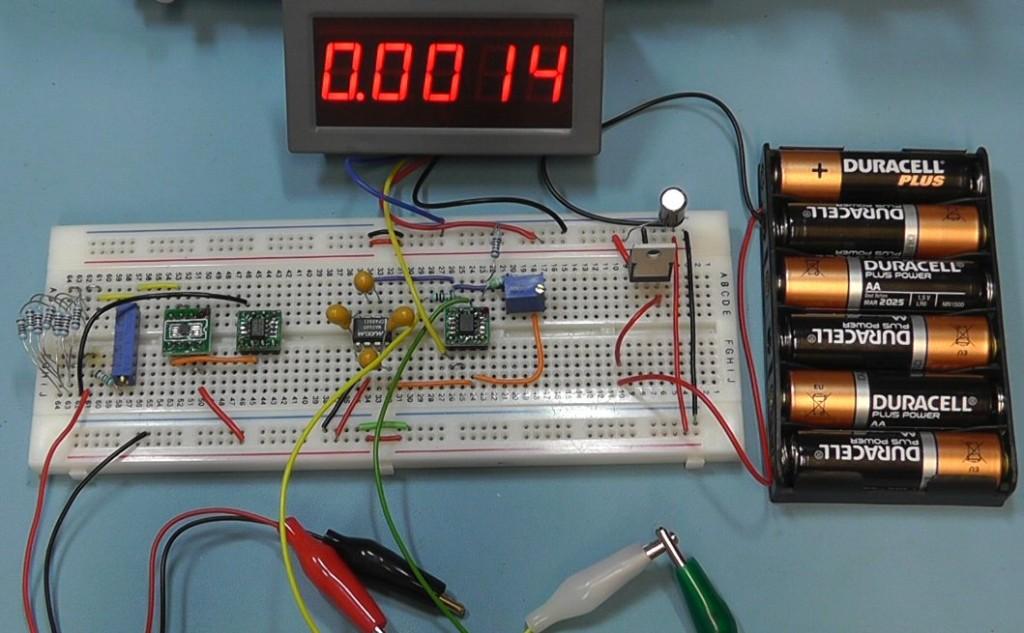 Design  U0026 Build A Milliohm Meter  U2013 Scullcom