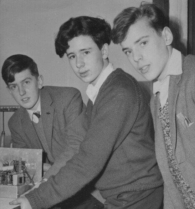 Louis_july1964_school