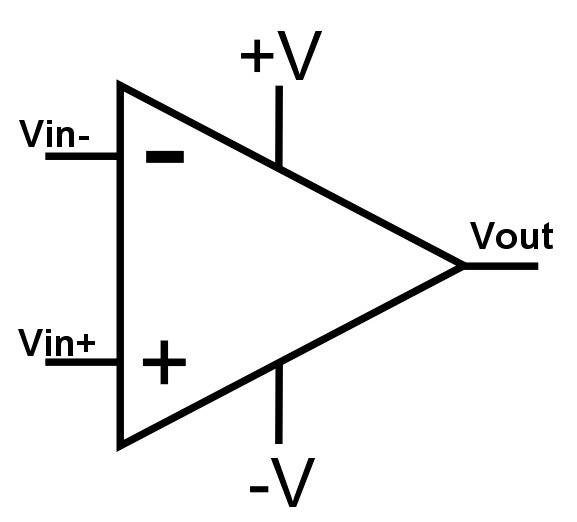 operational amplifier  op amp   u2013 scullcom